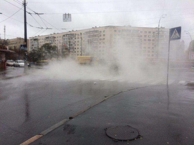 У Франківську через порив тепломережі мешканці 26 вулиць залишилися без тепла
