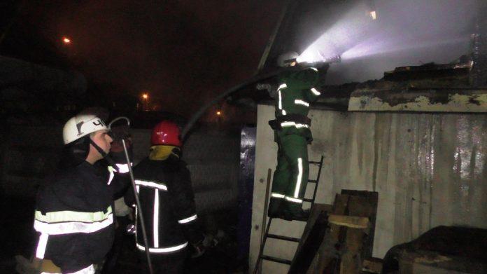 На Прикарпатті у вогні загинув 43-річний чоловік