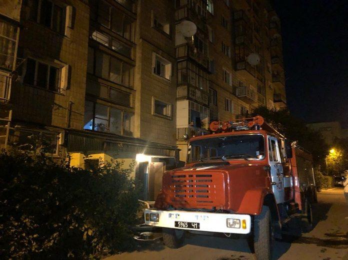 Надзвичайна ситуація цієї ночі у Коломиї підняла на ноги місцеві спецслужби