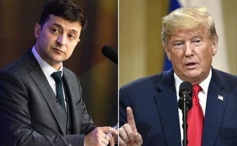 Трамп назвав Зеленського російським президентом