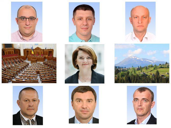Передвиборчі програми мажоритарників: що обіцяли депутати Івано-Франківської області