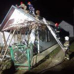 У Болехові через вибух газу загорівся будинок. Одна людина в лікарні
