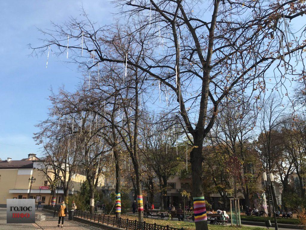 Івано-Франківськ вже готується до новорічних свят