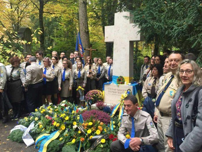 У Мюнхені вшанували пам'ять Степана Бандери (фоторепортаж)