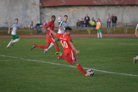 """Футболісти """"Калуша"""" вдома зіграли у нічию з командою із Вишгороду"""