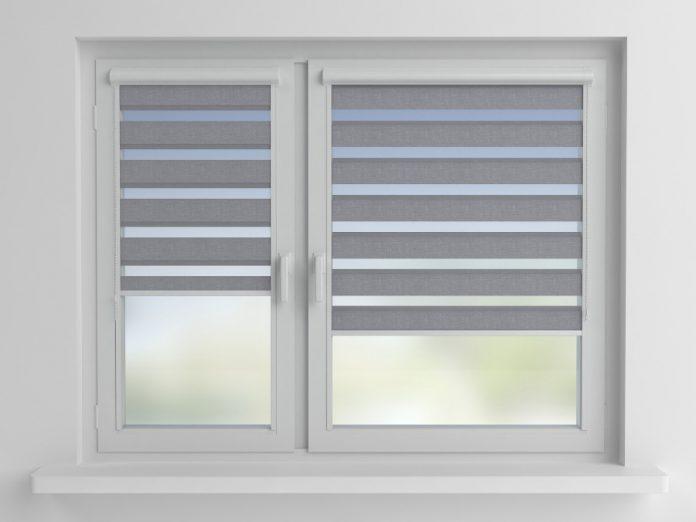 Інтер'єр вікон: сучасні ролети День-Ніч