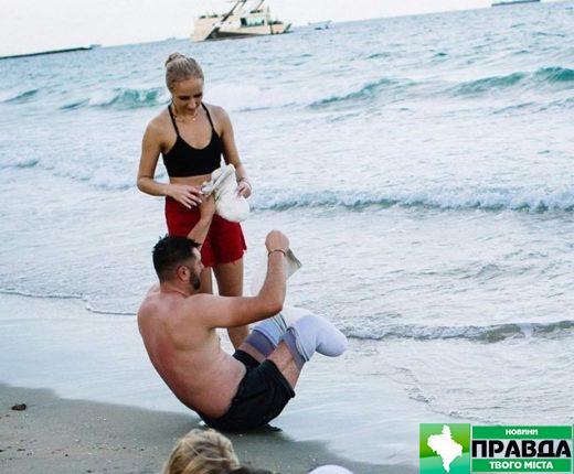 Прикарпатського офіцера, який у зоні АТО втратив обидві ступні, вдалося поставити на ноги