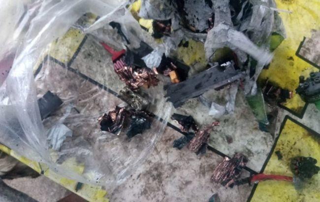 В зоні ООС українські військові збили безпілотник російських окупантів начинений вибухівкою
