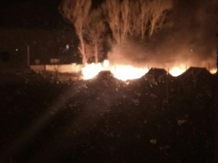 Цієї ночі трапилася пожежа у прикарпатському дитячому таборі: наразі про травмованих чи загиблих не повідомляється