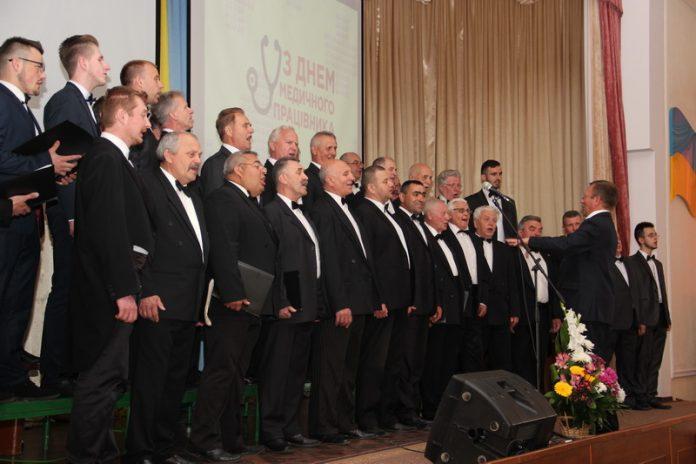 Чоловіча хорова капела «Сурма»  запрошує франківців на ювілейний концерт