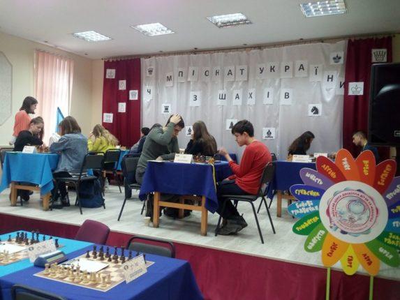 Прикарпатка здобула третє місце на чемпіонаті України зі швидких шахів