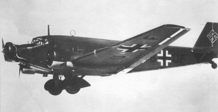 """Неподалік популярного прикарпатського курорту знайшли збитий над Карпатами німецький """"Юнкерс-52"""""""