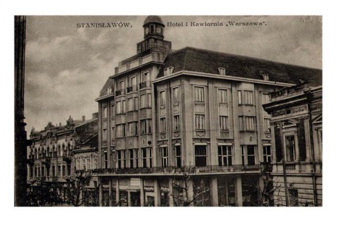 """11-ть таємниць з історії франківського готелю """"Дністер"""""""