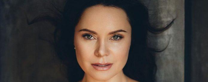 Лілія Подкопаєва в білизні