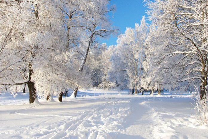 Піп Іван Чорногірський, погода, зима