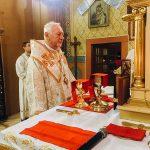 У селі на Тисмениччині відзначили 90-ліття місцевої святині