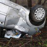 Поліція Прикарпаття шукає очевидців жахливої аварії, внаслідок якої авто злетіло з мосту