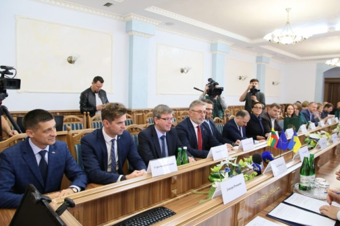 Прикарпаття сподівається розширити співпрацю з Литвою