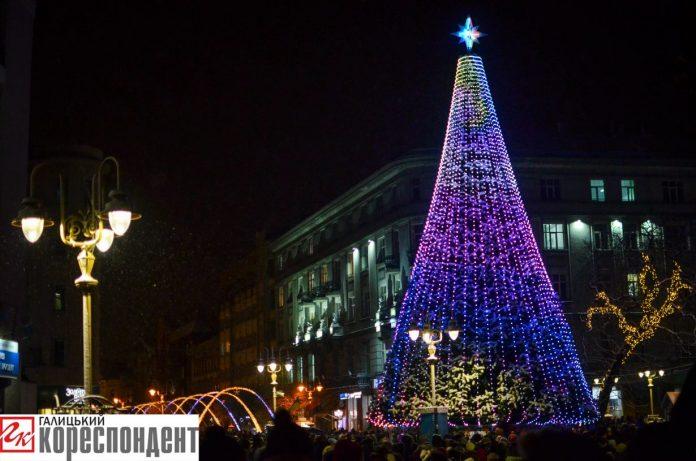 ялинка Івано-Франківськ