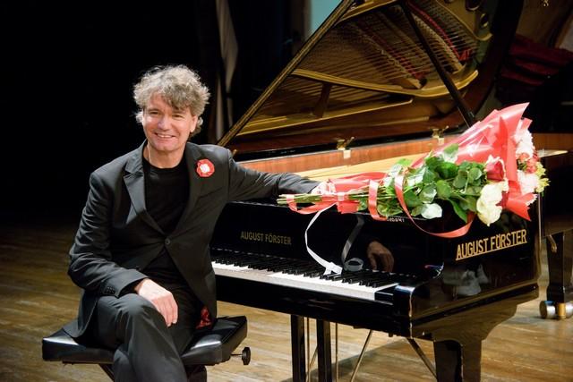 Відомий польський піаніст виступив у Франківську