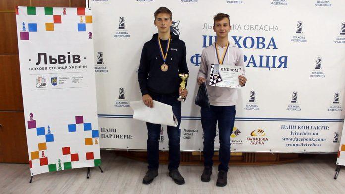 Прикарпатці стали бронзовими призерами турніру з шахів