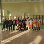 Студенти-медики зіграли перший матч у цьогорічному чемпіонаті області з баскетболу