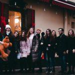 Франківські студенти записали зворушливе новорічне привітання
