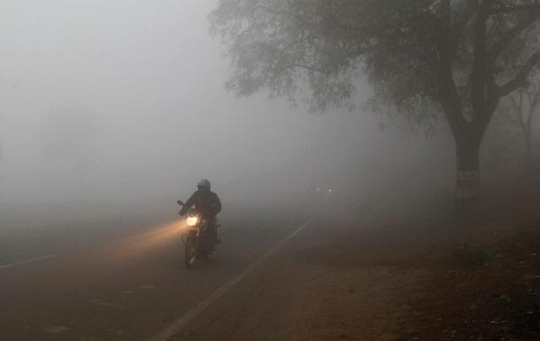 Синоптики прогнозують сильний туман на Прикарпатті