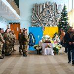 На Прикарпатті провели в останню путь ветерана АТО: фото