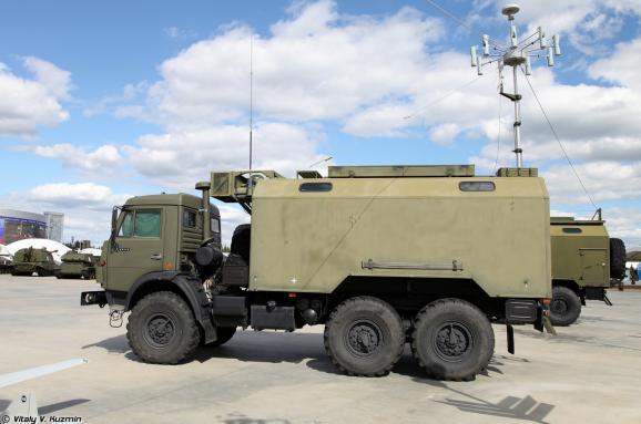 Російські комплекси РЕБ зафіксовані на Донбасі, - InformNapalm