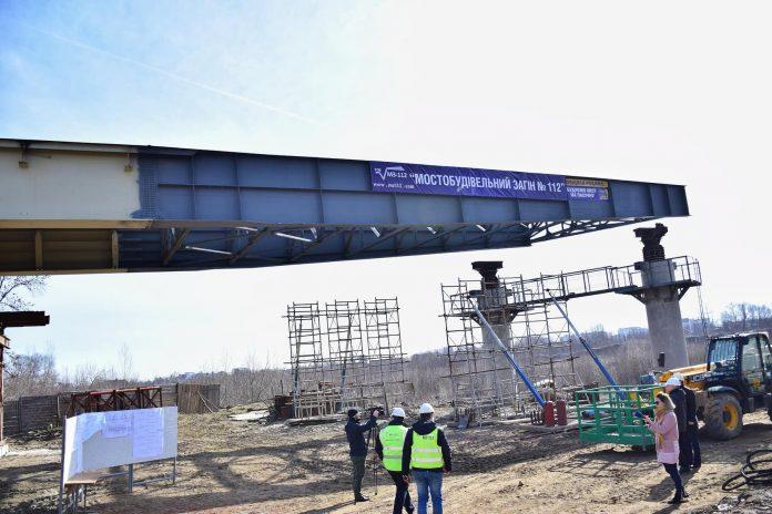 Міський голова пояснив ситуацію із будівництвом мосту на Пасічну