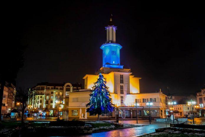 Як гарно провести у Івано-Франківську останні вихідні 2019 року