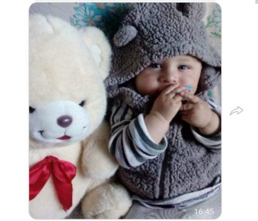 Терміново збирають кошти на лікування 9-місячної дитини