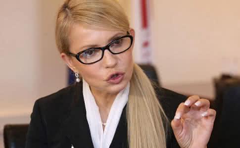 """Тимошенко знайшла """"зраду"""" у результатах зустрічі в Парижі"""