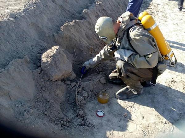 Франківські рятувальники зібрали у центрі Івано-Франківська майже кілограм небезпечної ртуті