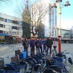 У Івано-Франківську чиновники перевірять місто на мобільність