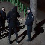Очільниця міського парку Франківська оприлюднила фото кривдників динозавра