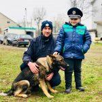 Поліцейські здійснили мрію маленького прикарпатця