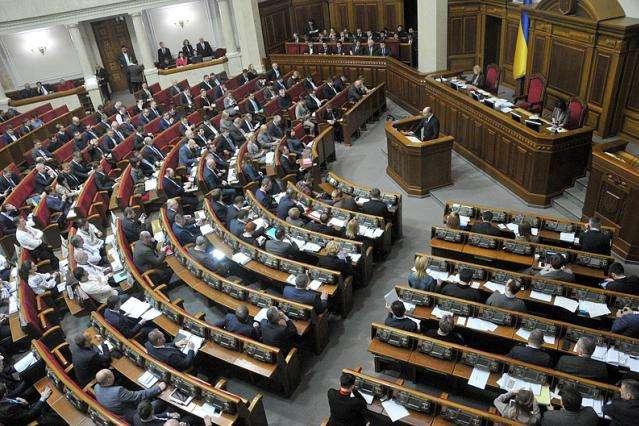 КС дозволив Раді скоротити кількість депутатів