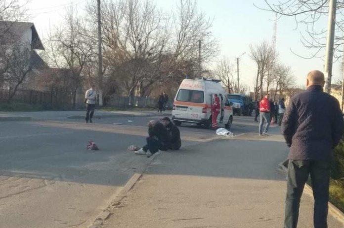 В Коломийському районі 77-річний водій збив жителя Івано-Франківська