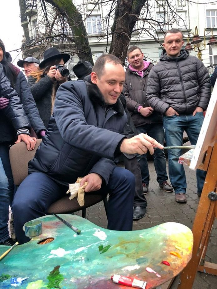 аукціон Івано-Франківськ