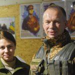 """Командувач Сухопутних Військ ЗСУ побував на позиціях прикарпатських """"едельвейсів"""" в зоні ООС"""
