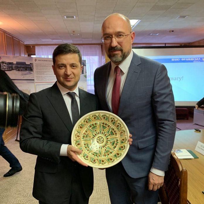 Очільник Прикарпаття Денис Шмигаль похвалився підсумками 2019 року