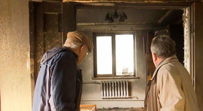 В одному із сіл на Прикарпатті стаються таємничі підпали, мешканці підозрюють нечисту силу