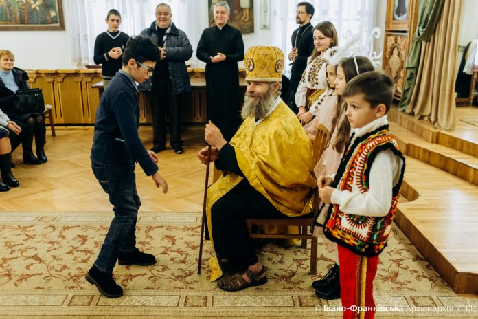 Особливе свято для особливих діток влаштували в Івано-Франківську