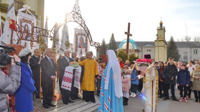 Храм у Тисмениці відзначив 150-річний ювілей з дня заснування (фото)