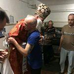 До клієнтів будинку нічного перебування завітав Святий Миколай