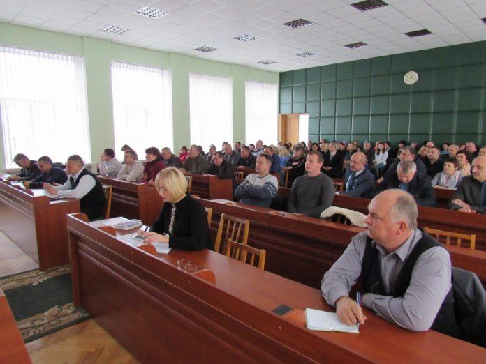 На Надвірнянщині планують створити п'ять ОТГ