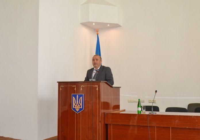 У Тисменицькій РДА представили нового голову