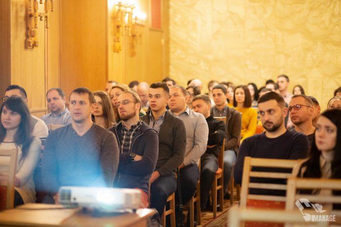 У Івано-Франківську відбулася перша конференція проектних менеджерів Manage It Rally